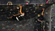 Indoor Climbing: Wallingford and Manchester