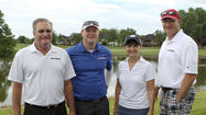 Photos: KWCH Employees in the Adopt-A-School Golf Tournament