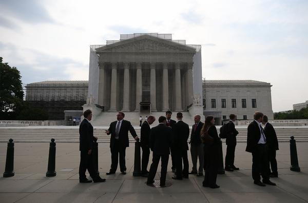 The U.S. Supreme Court ruled Monday that brand-name drug makers do not have a right to buy off manufacturers of generics by giving them a share of their monopoly profits.