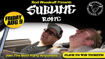 Win Sublime Tickets