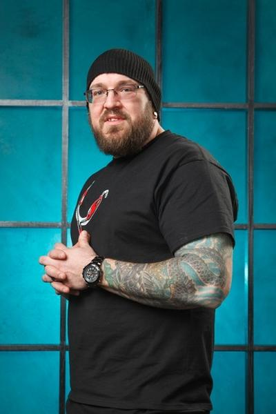 "Chris May, owner and tattoo artist at Proton Tattoo in DeKalb, Ill., is one of 16 contestants on season three on tattoo competition show, ""Ink Master""."