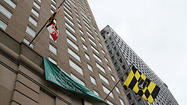 The 37-story downtown hotel that was for decades the Tremont Plaza Hotel is now the Embassy Suites Baltimore-Downtown, hotel management announced Monday.
