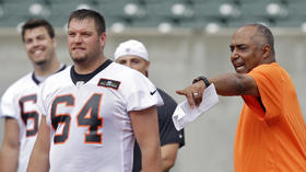 Knocks landing again for Cincinatti Bengals on HBO's 'Hard Knocks'