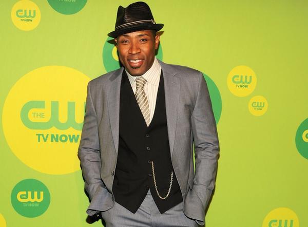 Cress Williams Cress Williams at the CW s