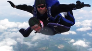 VIDEO: Jack Myers goes skydiving