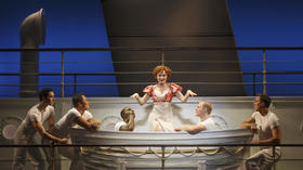 Sterling revival of 'Anything Goes' lights up Kennedy Center