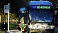 "Some of <a href=""http://www.sun-sentinel.com/news/local/broward/"">Broward County</a>'s new express buses are breaking down, struggling to make it over railroad tracks and carrying commuters at a 10 mph crawl down Interstate 95."