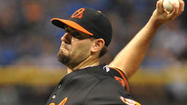 Still recovering from stomach virus, Hammel will not start Tuesday; Britton expected to get call up