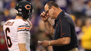 Tice downplays rift with Cutler