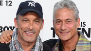 Greg Louganis engaged to partner Johnny Chaillot