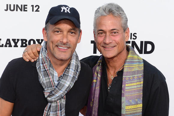 Greg Louganis engaged