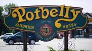Potbelly Sandwich Shop Opening in Blue Back Square
