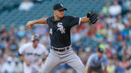 Breathing, sleeping still difficult for Peavy
