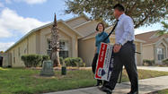 Orlando-area home-resale prices have risen more in the past 12 months than they would typically increase during five years of steady appreciation.