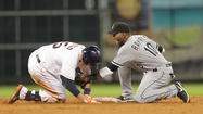 Sox face key stretch after beating Astros