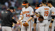 Tigers crank out hits against Arrieta to beat Orioles 5-1 in series opener