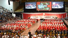 PICTURES: Easton High School graduation