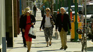 Officials Targeting Growing City Senior Population Needs