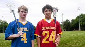 Former LTRC lacrosse teammates share Towson Times Player of the Year honor