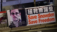 Goldberg: Snowden, a fool not a spy