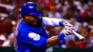Photos: Cubs lose opener 5-2 to Cardinals