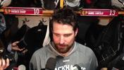 Video: Blackhawks' Sharp on loss to Bruins