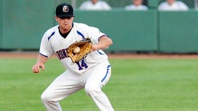 IronBirds whitewashed 5-0 in 2013 season opener
