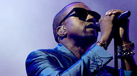 Kanye West, moviedom's (improbable) go-to musician?