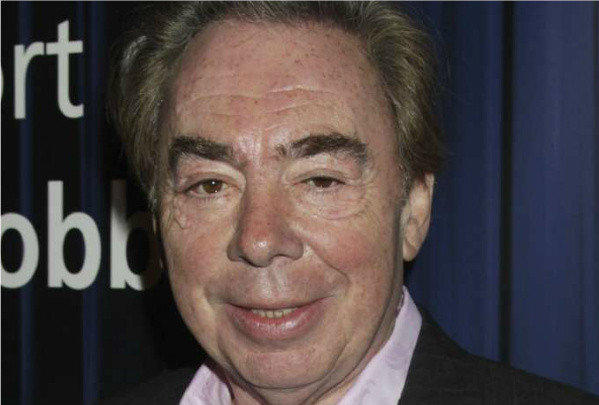 Andrew Lloyd Webber in London in 2012.