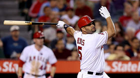 Angels' bats come alive in 11-3 win over Mariners