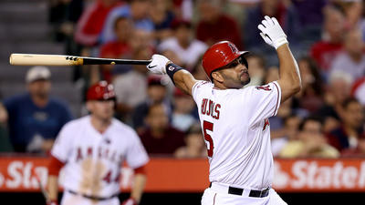 Angels' offense stays on a roll in 11-3 win over Seattle