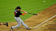MLB: Miami Marlins at Arizona Diamondbacks