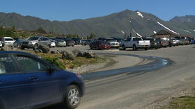Flattop Overflow Parking Lot Expected to Open before Summer Solstice