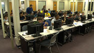 40 middle school students learned the basics of engineering and will continue to do so in a weeklong summer camp at the University of Alaska Anchorage.