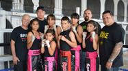 A nine-fisted team from Sparta Boxing Gym in El Centro will be heading to the 2013 Adidas National Cal Pal Tournament in Oxnard today.