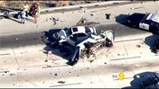 Officials Suspect Wrongway Driver Behind Massive Freeway Pileup May Have Been Under The Influence