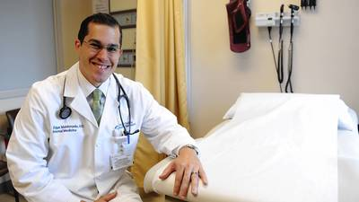 Transforming health care: Dr. Edgar Maldonado set up Lehigh Valley's first Spanish-speaking clinic