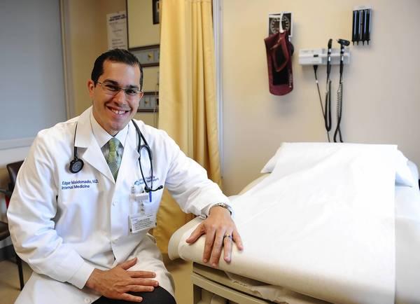 Dr. Edgar Maldonado