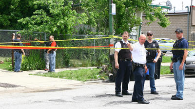 8 wounded in shootings on South, West sides