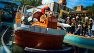 Legoland Florida christens World of Chima ride