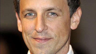 SNL's Seth Meyers Performs at MGM Grand at Foxwoods This Saturday