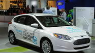 Ford focused on reducing emissions