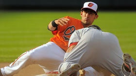 Orioles getting by without much pop at second base