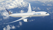 United orders 20 'stretch' Boeing 787-10 Dreamliners