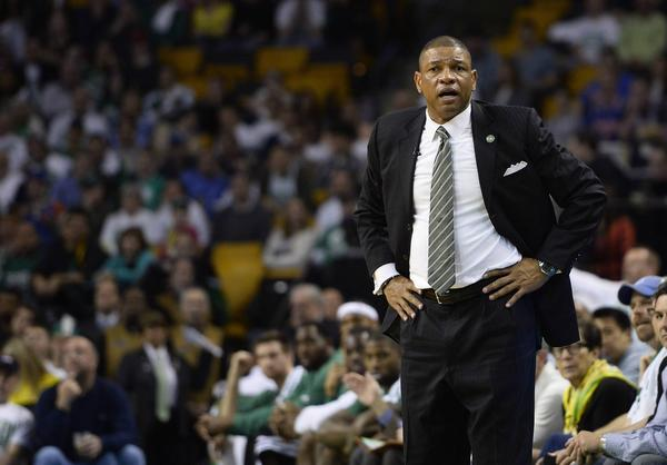 Doc Rivers apparently won't be coming to L.A. after a deal between the Clippers and Boston Celtics reportedly fell through.