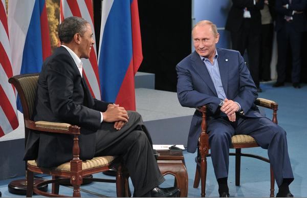 President Obama and Russian President Vladimir Putin found the security of the 2014 Sochi Games to be a point of agreement during the 2013 Group of Eight Summit in Lough Erne, Northern Ireland, on Tuesday.