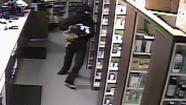 Lynchburg police are looking for a robbery suspect who broke into a drug store and stole Fentanyl patches.