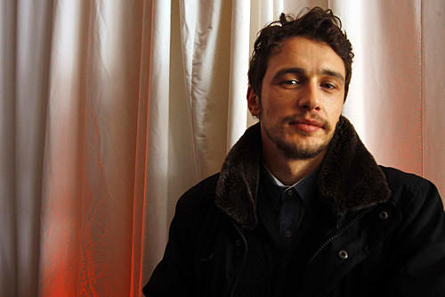 Actor James Franco in a Jan. 22, 2010, photograph.