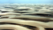 Lencois Maranhenses national park dunes