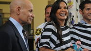 Housewife of Miami star in jail for charity